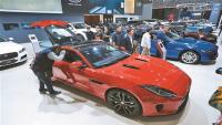 第十五届中国西南(昆明)国际汽车博览会开幕