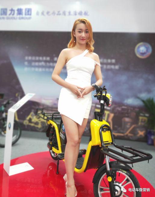 第三届广西电动车展,美女香车,小刀、绿驹领先?