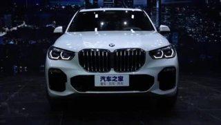 2018广州车展:宝马X5产品力提升明显