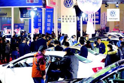 山东国际车展将于12月6日在青岛国际会展中心精彩上映