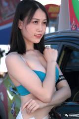 2018茂名汽车文化节模特--清凉篇