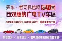 2018西双版纳广电车展 给您好看
