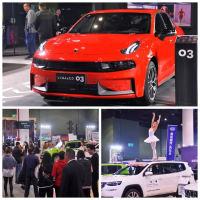 第十四屆中國(錦州)汽車展覽會暨秋季惠民車展圓滿成功