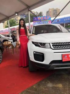 第八届西双版纳广电惠民车展开幕,你想看的美女车模来了