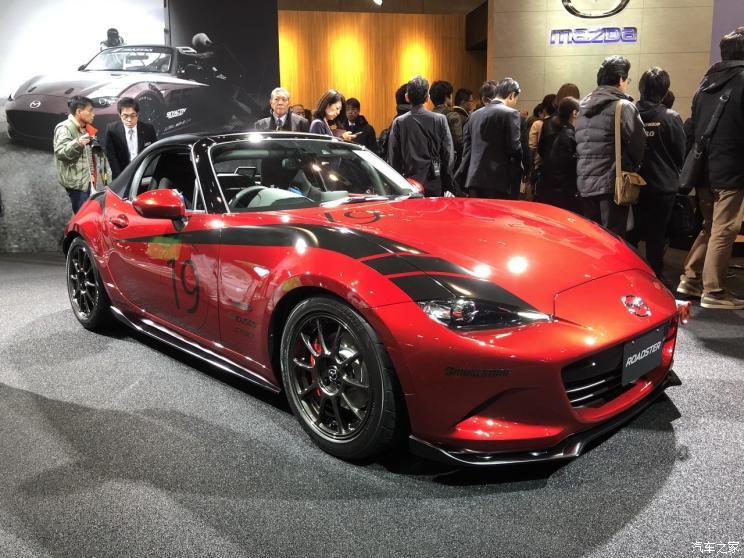 2019东京改装车展:马自达MX-5官方改装概念车