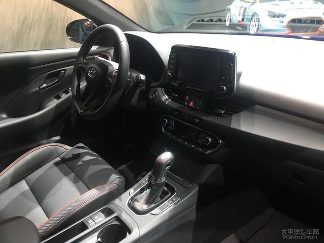 2019北美车展:新款现代Elantra GT亮相