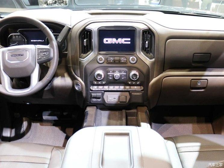 GMC SIERRA 2019款 2500HD Denali