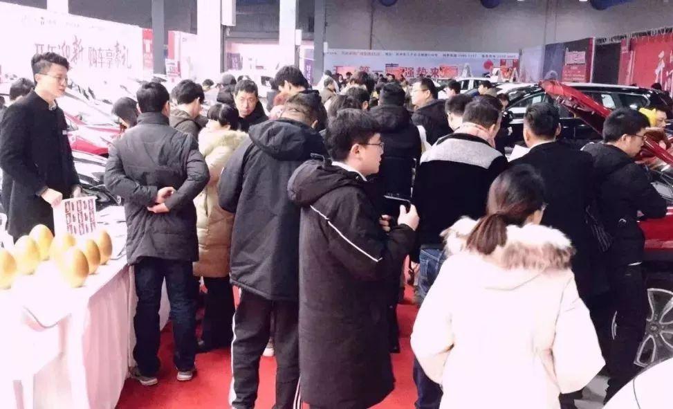 2019首场华东国际车展人气爆棚,喜迎开门红!