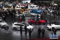 2019日内瓦国际车展举行媒体日预展