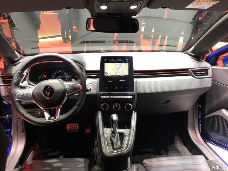 雷诺全新一代Clio