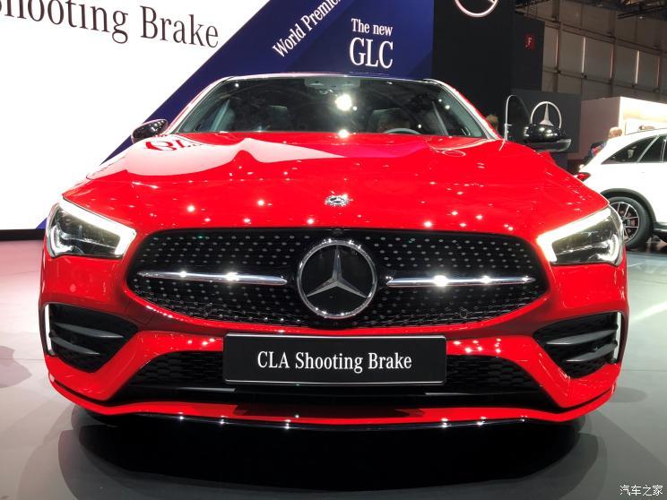 奔驰新CLA Shooting Brake