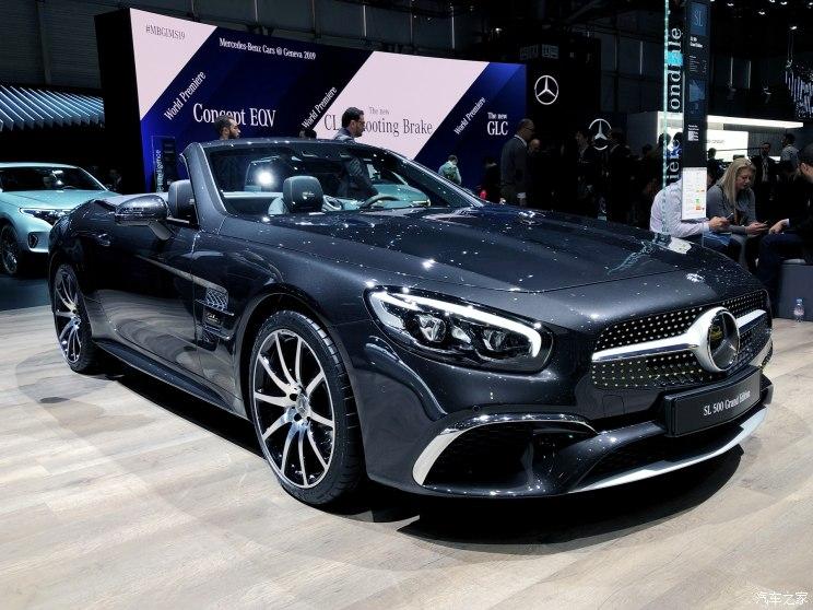 奔驰SL Grand Edition