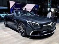 2019日内瓦车展:奔驰SL Grand Edition