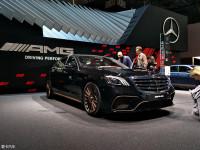 2019日内瓦车展:AMG S65最终版限量130台