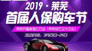 2019莱芜首届人保购车节