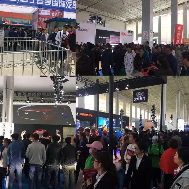 """约""""惠""""春天,五一来青海看西宁城南车展"""