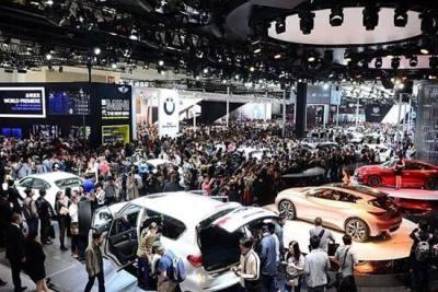 克拉玛依国际车展放大招了!