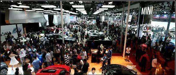 4月5日相約克拉瑪依春季國際車展