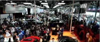 4月5日相约克拉玛依春季国际车展
