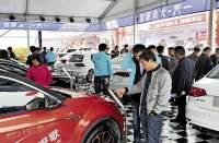 2019年宝鸡春季车展盛大开幕 首日售车近300辆