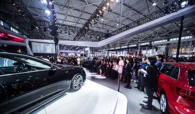 2019贵阳国际车展闪耀林城,周末将迎来人气最高峰!