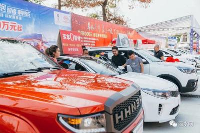 2019丽水春季大型汽车展即将盛大启幕