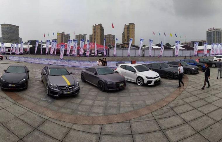 恩施廣電春季車展