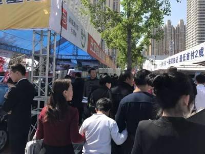 本周五,第六届安阳大河车展将隆重开幕