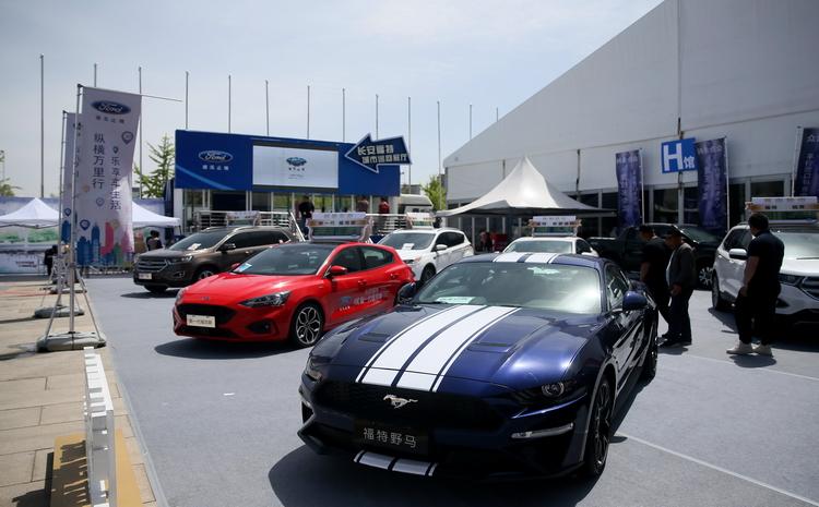 第二届中国(宁夏)国际车展精彩纷呈