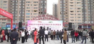 """通城汽车文化博览会:房产家装汽车跨行联展赚""""人气"""""""