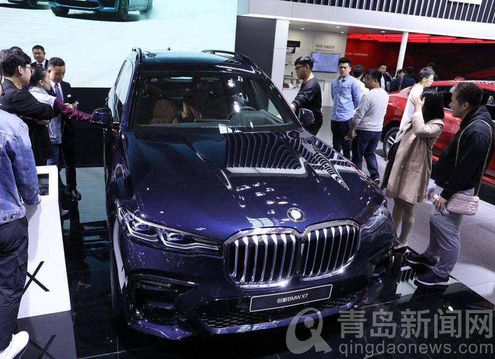 青岛国际车展看不够 人气新款车型精彩实拍