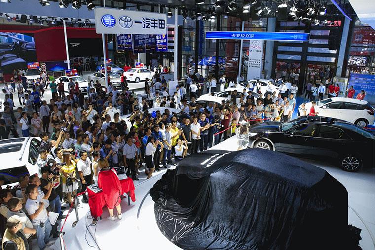 南宁国际汽车展览会