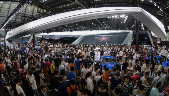 石家庄国际车展