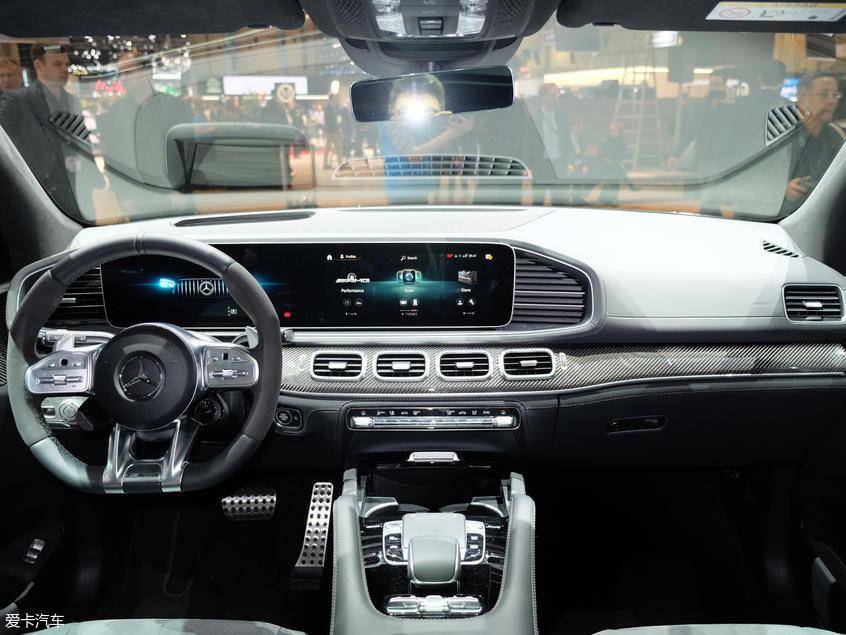 梅赛德斯AMG2020款奔驰GLE级AMG