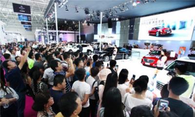 2019中山首届车展将于7月20日重磅开启