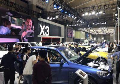 第20届昆明国际汽车博览会等你来赏名车买新车还能玩转改装车