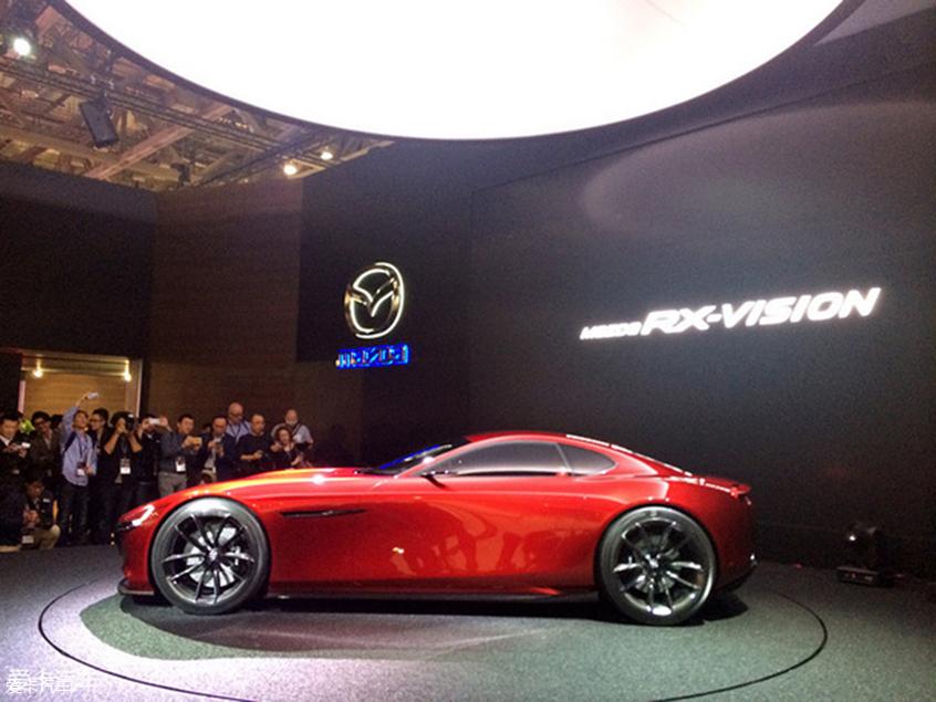 马自达将推两款新跑车 或东京车展发布