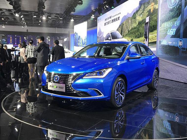 中国新能源汽车展览会开幕 多款新能源车型亮相