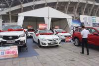 营口首届汽车展示交易博览会开幕 现场精彩实拍