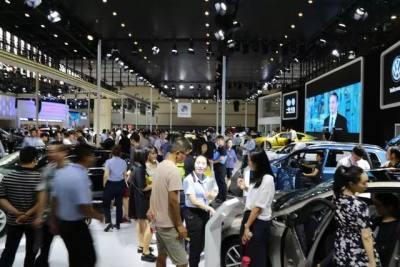 2019秋季大河国际车展室内展位今天开始签约啦