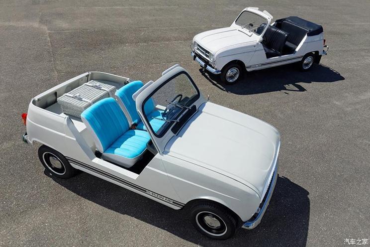 雷诺打造e-Plein Air概念车