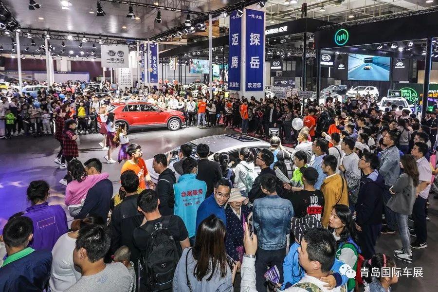来青岛秋季国际车展买车,您的顾虑都是多余的