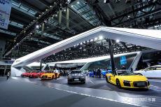 中国国庆档期规模最大车展--深圳国际车展