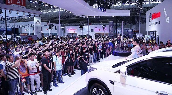 第六届日辉漳州国际车展将于国庆盛大开幕!
