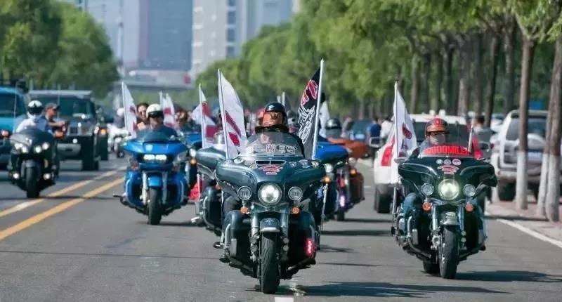 大庆赛车小镇机车文化节8月11-12日待你来围观!