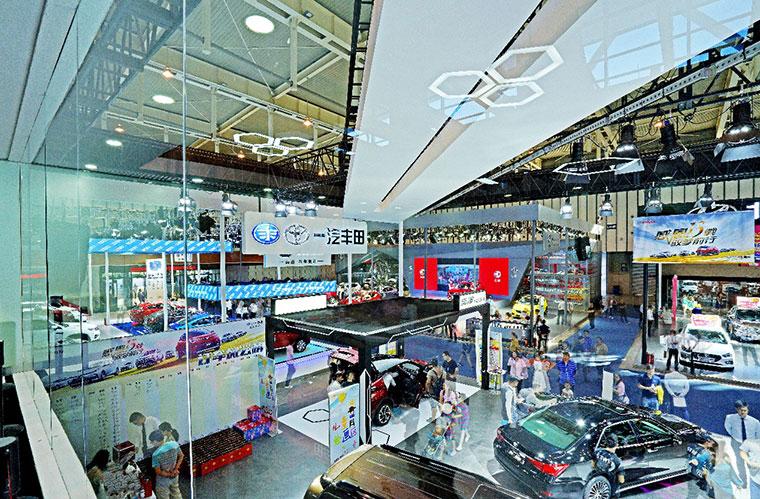 南京国际车展门票