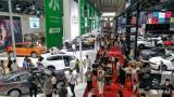 哈爾濱國際車展七天迎來14.6萬人,售車10639臺,成交額達15.5億元