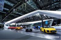 看,國慶檔期規模最大車展--深圳國際車展