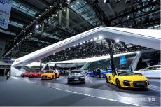 看,国庆档期规模最大车展--深圳国际车展