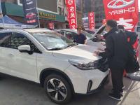 2020白山五一文化宫广场车展购车优惠政策来了